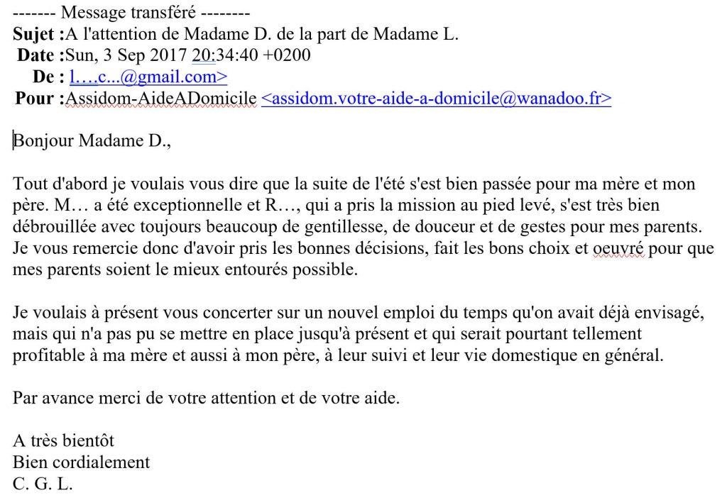 Maintien à domicile des personnes âgées à Meudon 92 92190